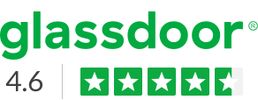 Bluefruit received 5 star rating at Glassdoor