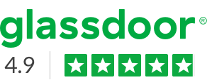 glassdoor review badge